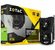 Zotac GeForce GTX 1050 Ti OC Edition 4GB Graphics Card